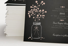 luxury wedding paper