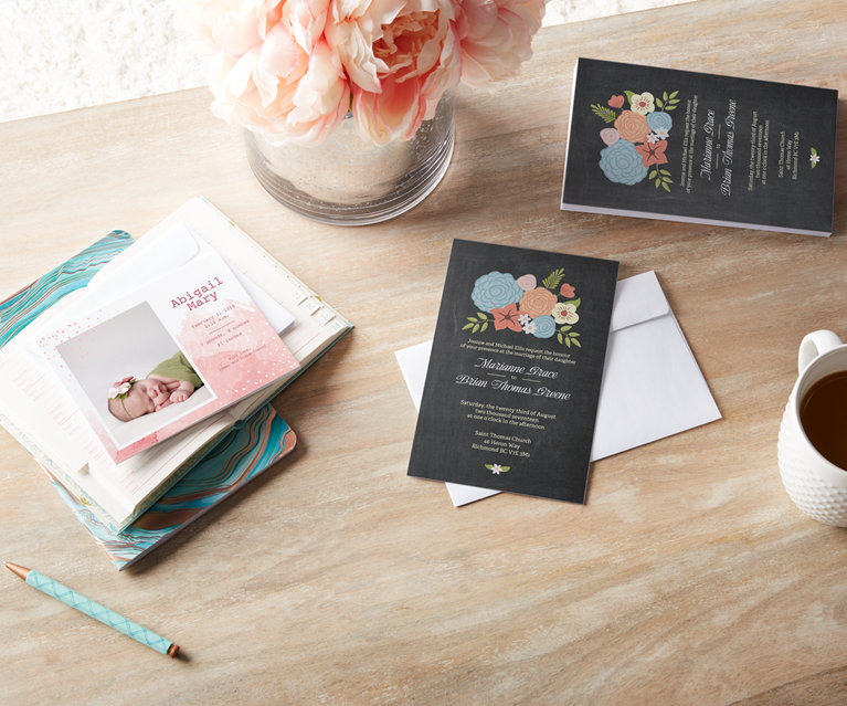 Vistaprint – Indian Wedding Cards Vancouver