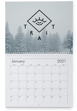 custom calendar for loyal customers