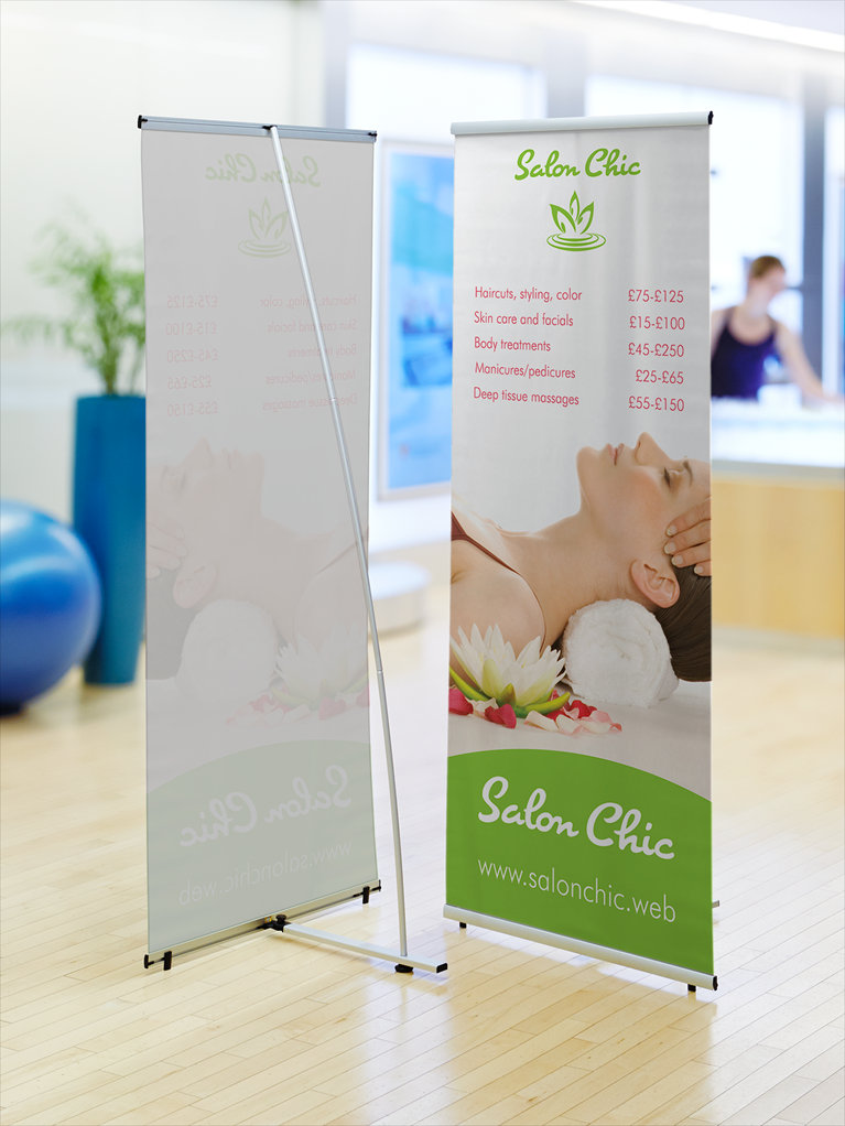 personalised banners vinyl banner printing by vistaprint. Black Bedroom Furniture Sets. Home Design Ideas