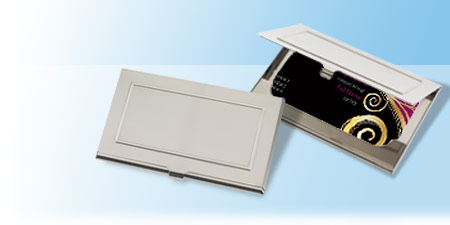 Business Card Holders, Engraved Business Card Holders | Vistaprint