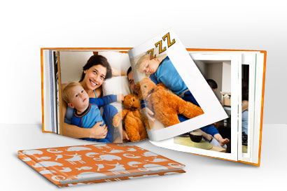 Small & mini format photobooks by Vistaprint