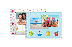 "5"" x 7"" Collage Photo Flip Books"
