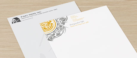 Custom Business Stationery Vistaprint