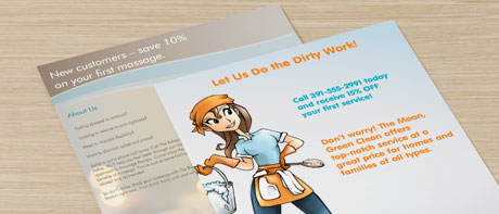 Vistaprint Coupons for Flyers