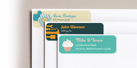 Address Labels & Return Address Labels | Vistaprint