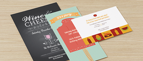 Custom Invitations Make Your Own Invitations Online Vistaprint – Custom Party Invitation