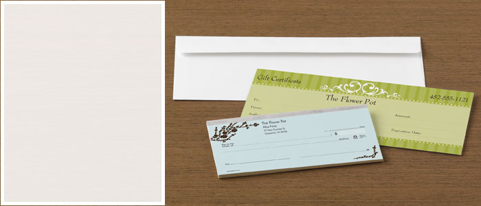 Vistaprint Wedding Gift Tags : Financial Products, Checks, Gift Certificates & More Vistaprint