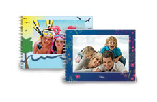 "5"" x 7"" Photo Flip Books"