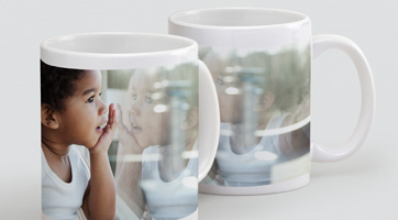 Mugs photo panoramiques