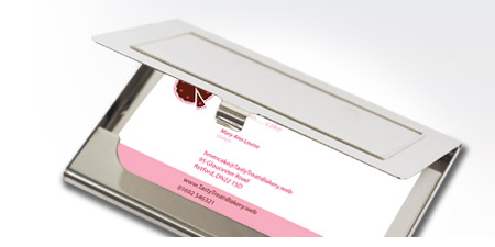 Order your personalised business card holder vistaprint for Vistaprint business card holder