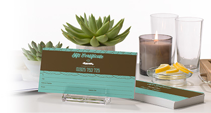 Custom Gift Certificates Create Gift Certificates – Create Your Own Voucher Template