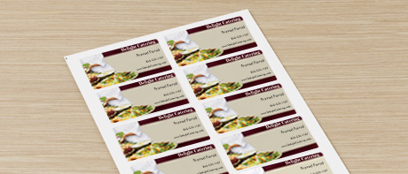 Sticker & label printing Address labels & stickers Vistaprint
