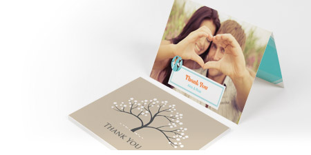 Personalised Thank You Cards Thank You Cards – Wedding Thank You Cards Ireland