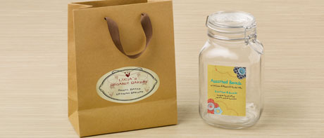 Product & packaging labels
