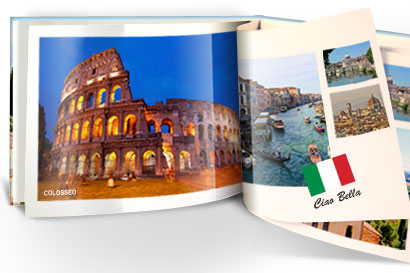Create a photo book to impress with Vistaprint