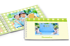 "4"" x 6"" Photo Flip Books"