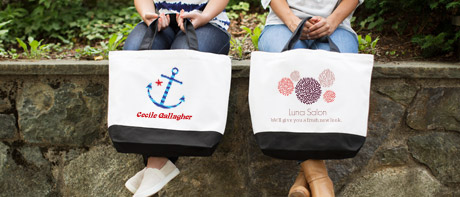 Personalised totes