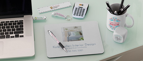 Promotional items & corporate gifts
