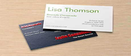 Vistaprint vs moo vs jukebox reviewed tkes business cards vistaprint free reheart Images