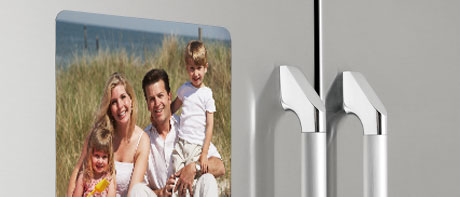 Aimants photo XL pour frigo