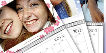 Free Photo Calendar at Vistaprint.com