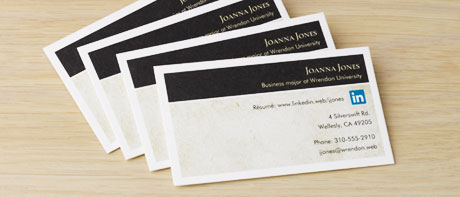 Vistaprint Business Cards Information Businnis