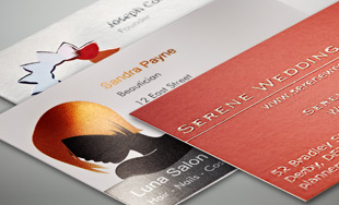 Business card printing & design Vistaprint business cards