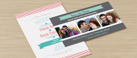 25% off Invitations and Announcements